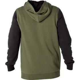 Fox Listless Fleece Pullover Men fatigue green